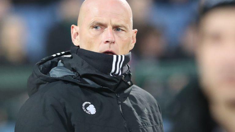 Треньорът на Копенхаген: Трябва да намеря нов състав, а няма време