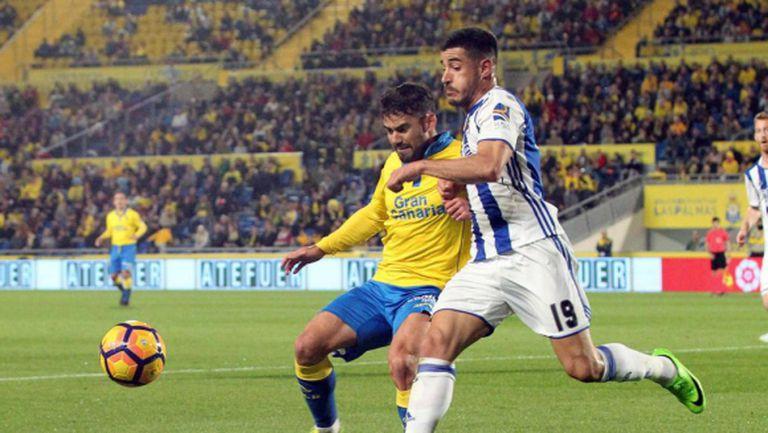 Вратар подари 3 точки на Реал Сосиедад