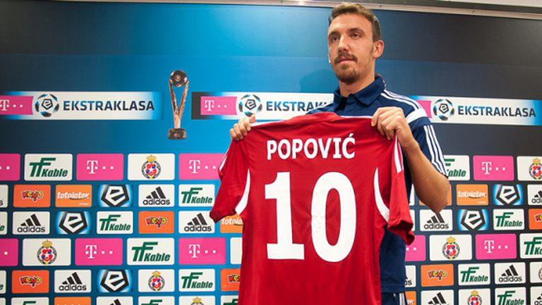 Словенец става съотборник на Благо Георгиев