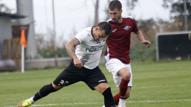 Ботев (Гълъбово) постигна важна победа във Втора лига над Банско