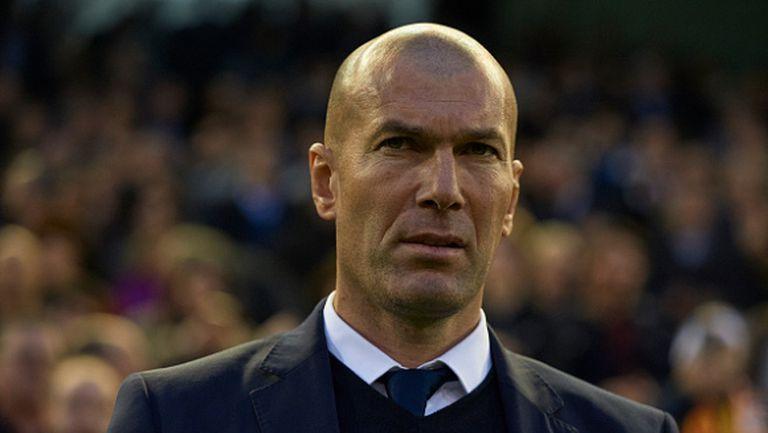 Зидан: Реал победи Виляреал благодарение на успешните смени