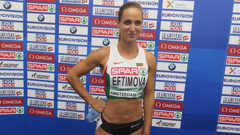 Инна Ефтимова с най-сериозна конкуренция от българите в Белград