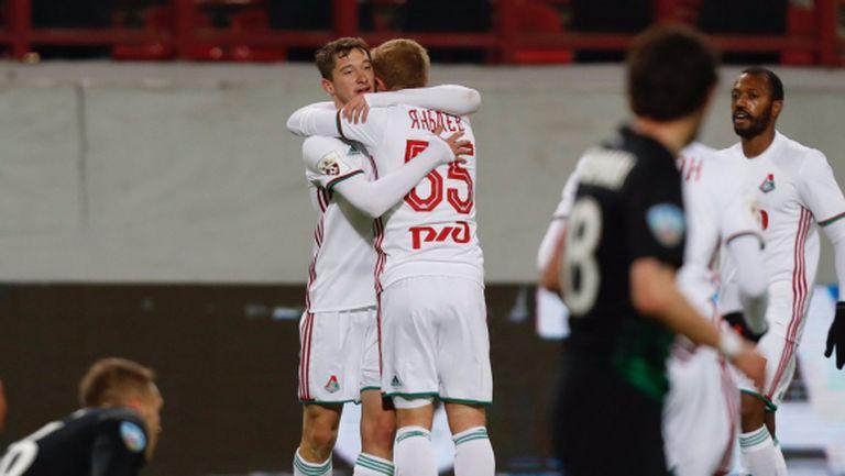 Лошото момче на Локо (Москва) прати тима на полуфинал (видео)