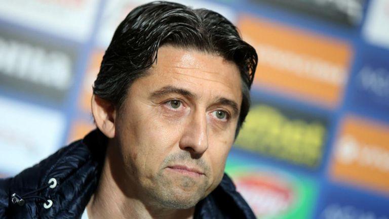 Даниел Боримиров: От медиите разбрах, че Топузаков напуска Левски