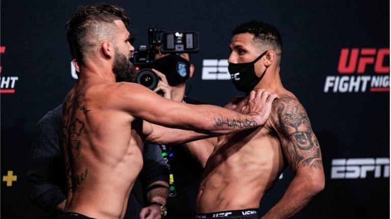 Сурови санкции за UFC бойците, които се бият на кантара