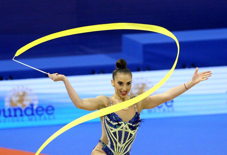 Европейско първенство по художествена гимнастика - Варна