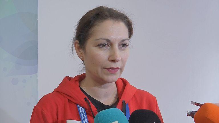 Бранимира Маркова: Искам да ги виждам все така смели гимнастичките ни