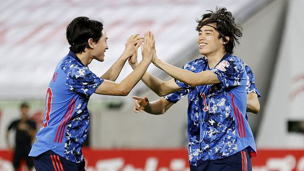 Япония - Сърбия 1:0