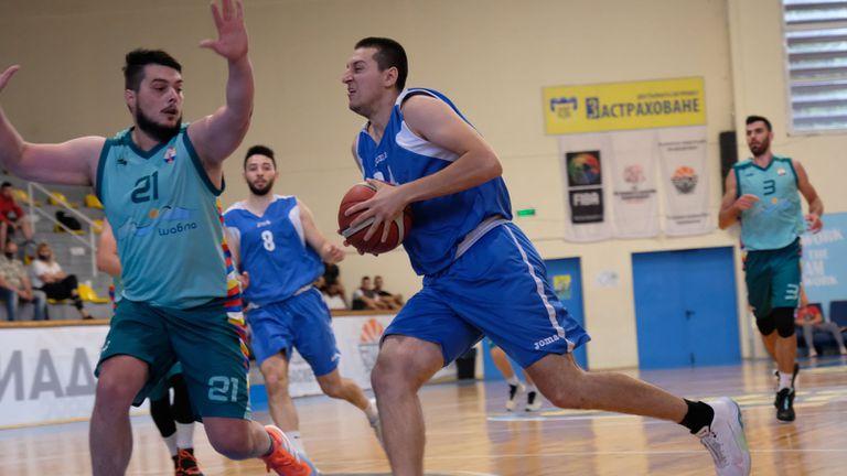 Георги Дамянов изстреля НСА към финала в ББЛ А група
