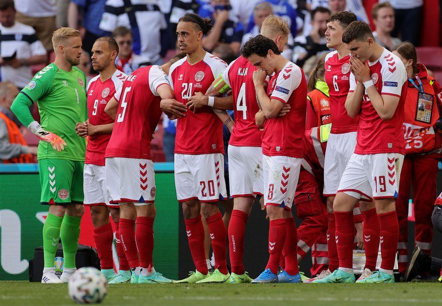 Дания - Финландия 0:1