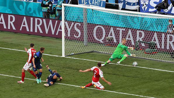 Йоел Похянпало даде изненадващ аванс на Финландия срещу домакина Дания