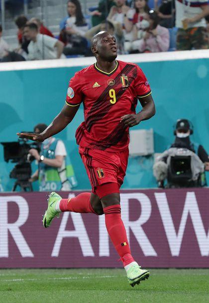 Белгия - Русия 3:0