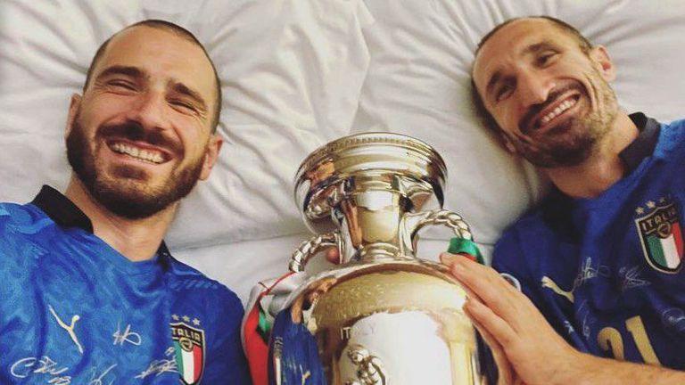 Бонучи към италианците: Бъдете спокойни, ще спи в сигурни ръце