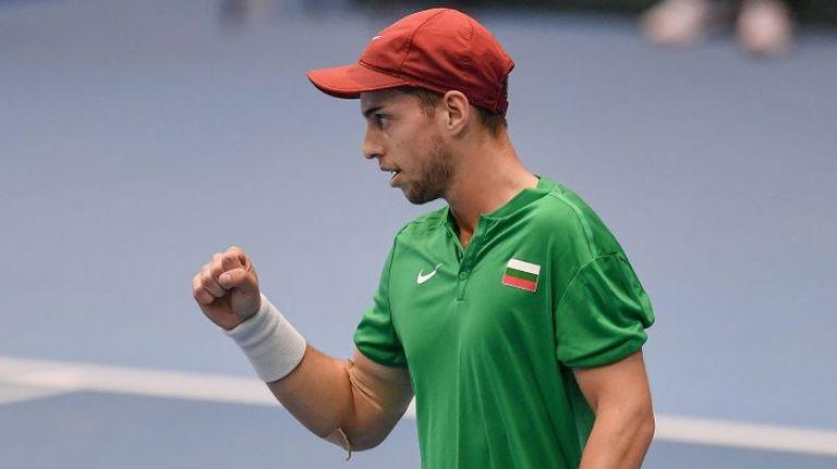 Двама българи излизат на корта в понеделник на турнира Sofia Open