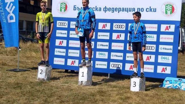 Малчов и Козарева станаха шампиони в кроса на лятното Държавно първенство по ски бягане
