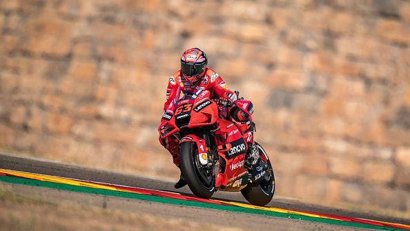 Баная с първа победа в MotoGP след триумф в Гран При на Арагон