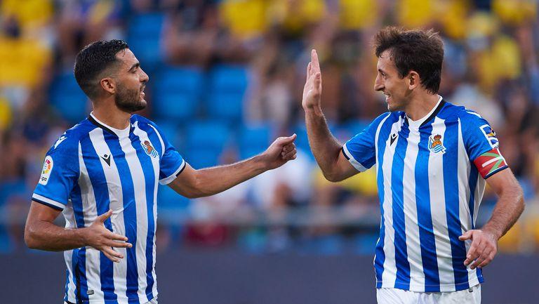 Реал Сосиедад с трета поредна победа