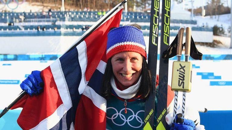 Осемкратната олимпийска шампионка по ски-бягане Марит Бьорген издаде биографична книга