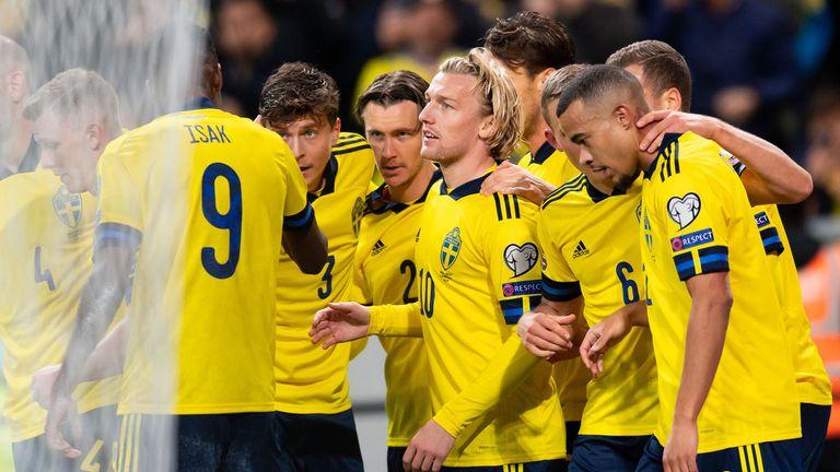 Швеция - Гърция 2:0