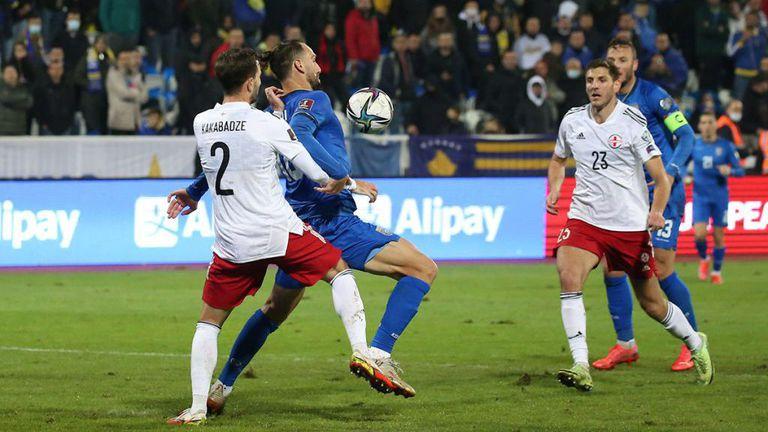 Косово - Грузия 1:2