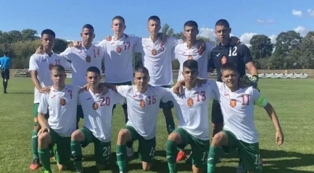 Юношите до 17 играят две контроли с Косово тази седмица