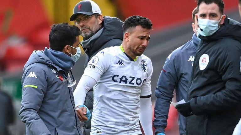 Трезеге ще отсъства дълго след контузията, която получи в мача с Ливърпул