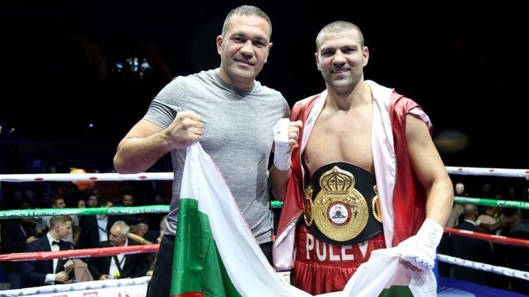 Кубрат и Тервел Пулеви се срещнаха с фенове в Благоевград