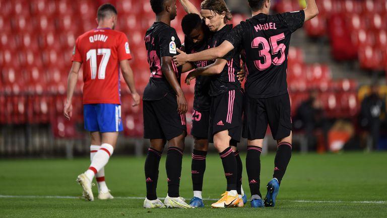 Гранада - Реал Мадрид 1:4