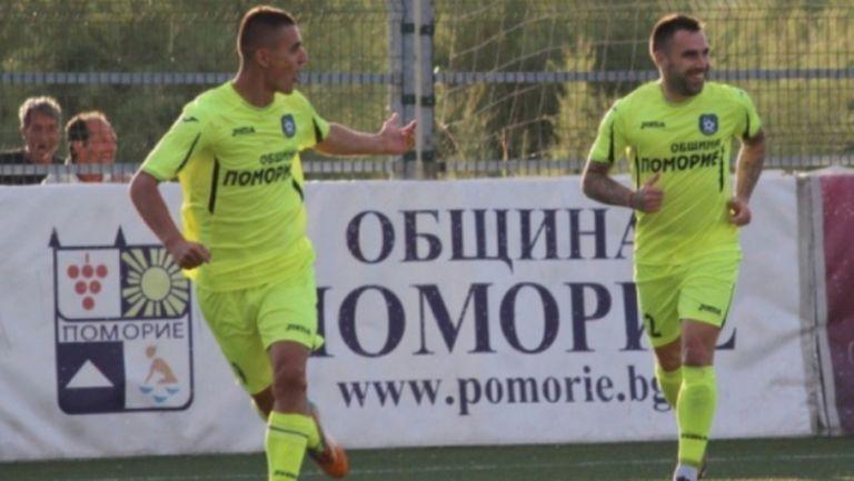 Поморие тръгва за гостуването на Локомотив (Сф) без двама контузени