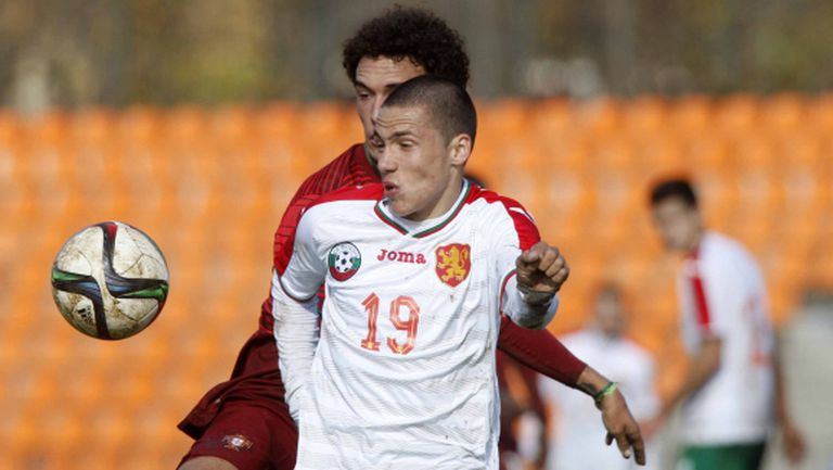 Съставът на България (U19) за Елитния кръг във Франция