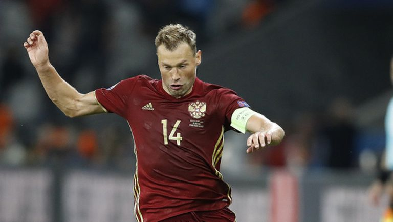 Березуцкий няма да играе повече за Русия