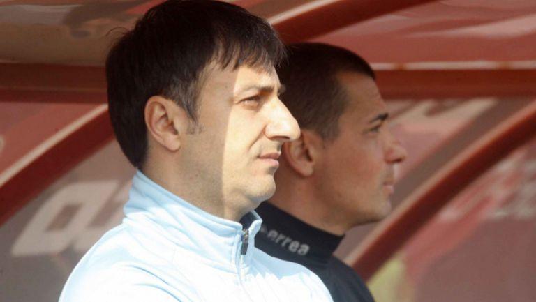 """Арангелов: Етър се хвърли за 15 минути на """"всичко или нищо"""" - този мач не решава нищо"""