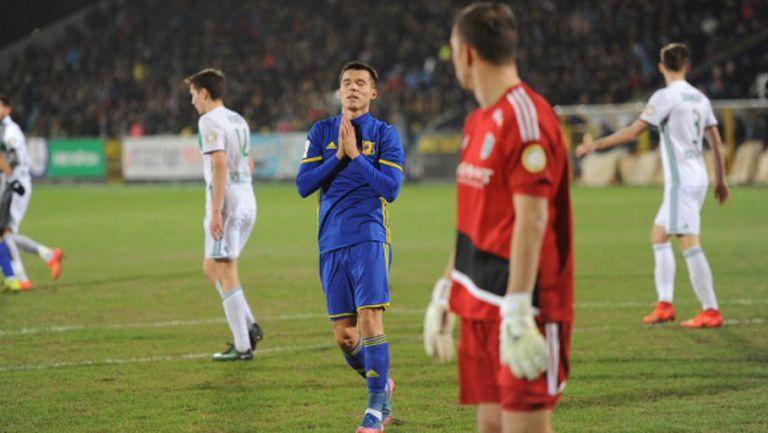 Терек постигна целта си в Ростов на Дон