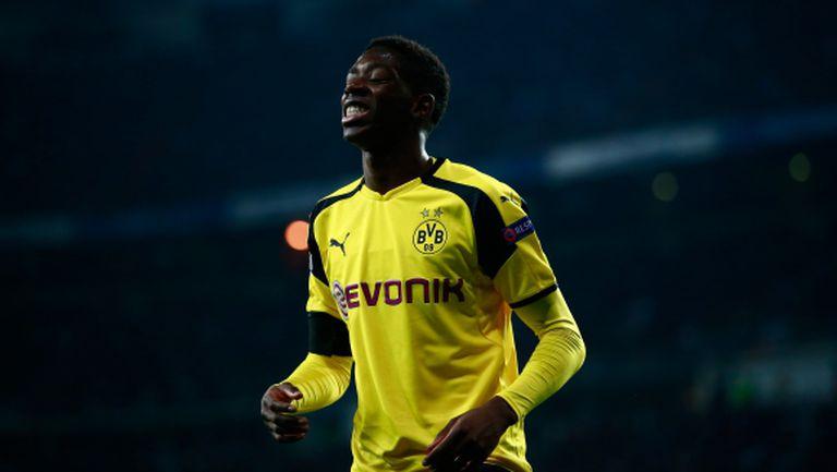 Дортмунд: Дембеле може да играе в Барса, но не през следващия сезон