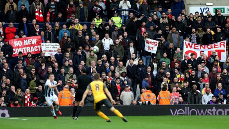 Арсенал отрече за преговори с Тухел