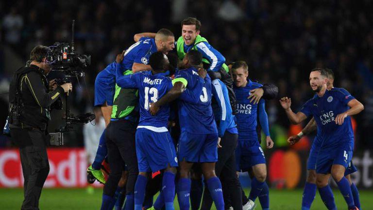 Английските отбори не са провал в Европа
