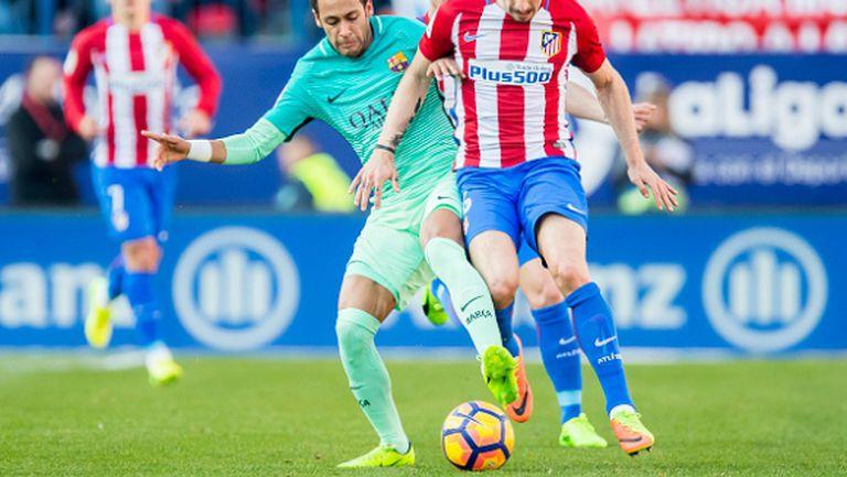 Защитник на Атлетико Мадрид избегна операция