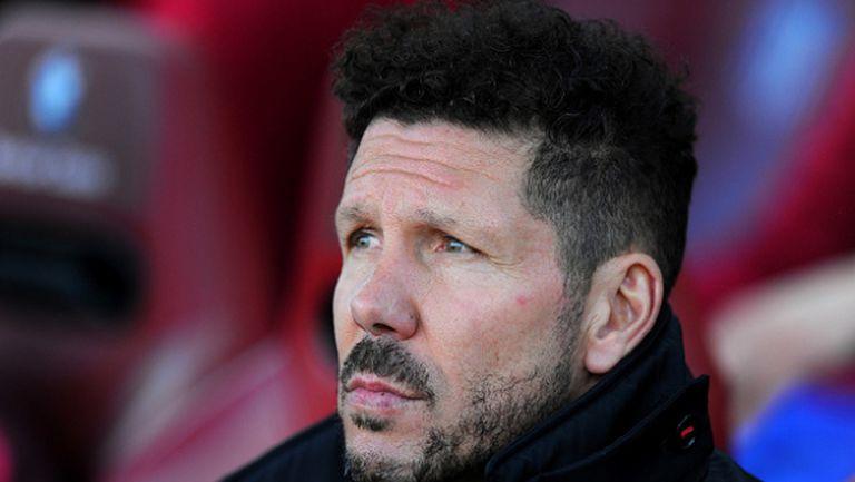 Симеоне се зарече: Никога няма да съм треньор на Реал Мадрид