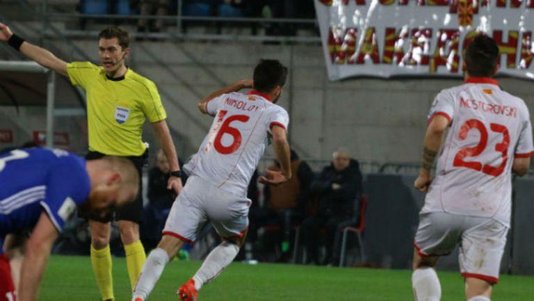 Македонците победиха от петия опит (видео)