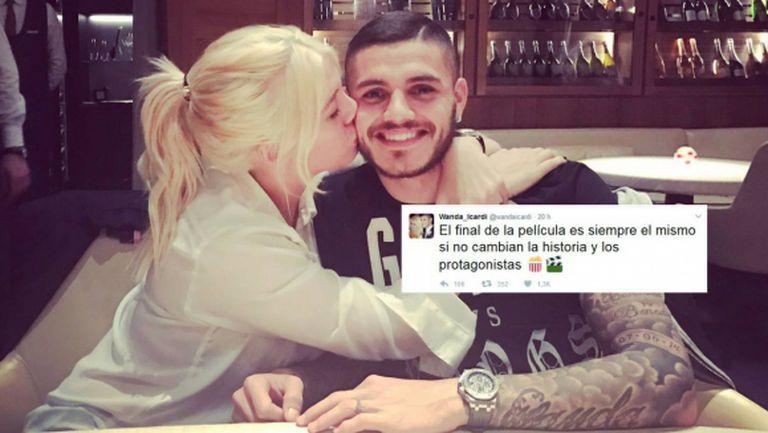 Половинката на Икарди нападна селекционера на Аржентина