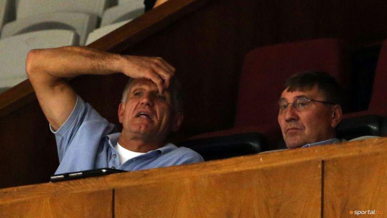 Сашо Везенков: ЦСКА, където и да играе, ще има много фенове