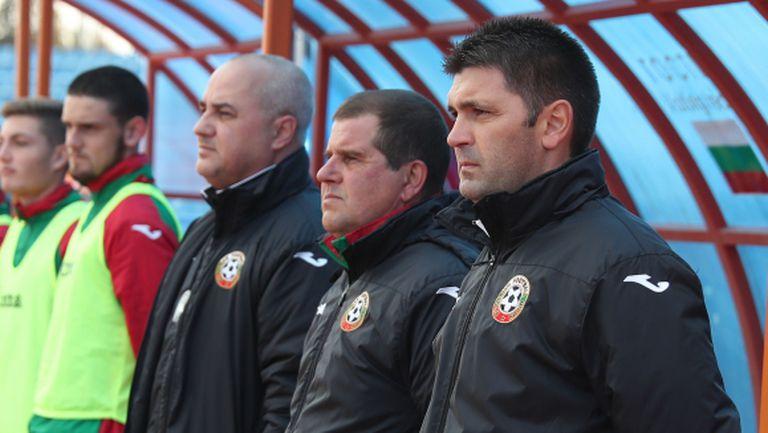 Треньорът на големите герои на България с емоционално изказване