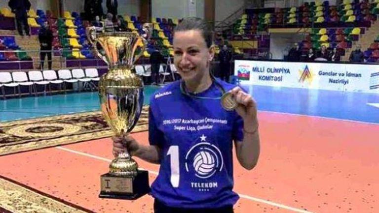 Мария Филипова: След лятото с националния ще стана треньор