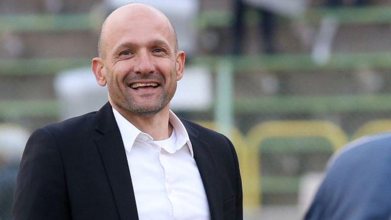 Радуканов: Приоритет ни е първенството, купата е за десерт