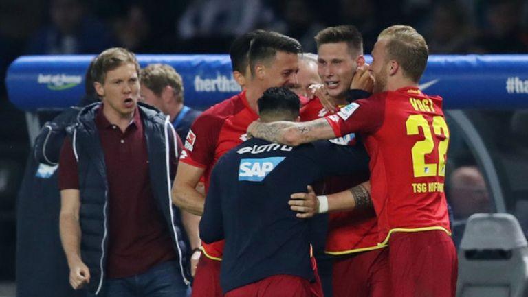 Хофе излезе трети, бъдещ футболист на Байерн вкара страховит гол (видео)