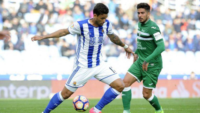 Реал Сосиедад стъпи накриво в борбата за Европа