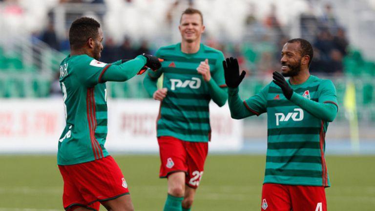 Бивша звезда от Бундеслигата дебютира с гол в Русия (видео)