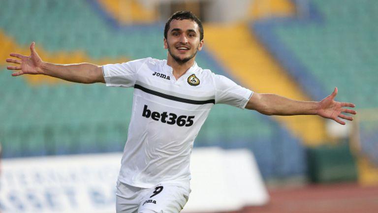 Сердеров: През лятото играхме Лига Европа, а сега втората осмица