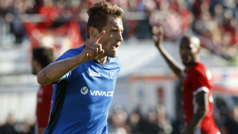 Шестима с наказания след последния кръг от редовния сезон в Първа лига