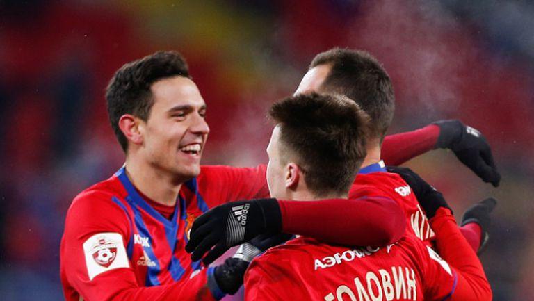 Георги Миланов преподписва с ЦСКА (М)